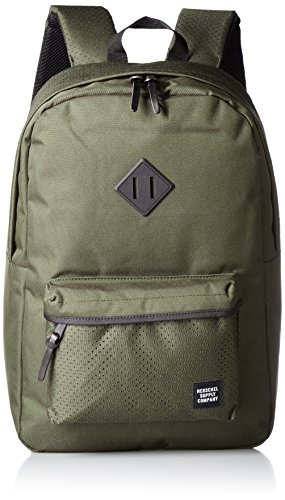 Herschel Heritage Forest Night/Black Rubber