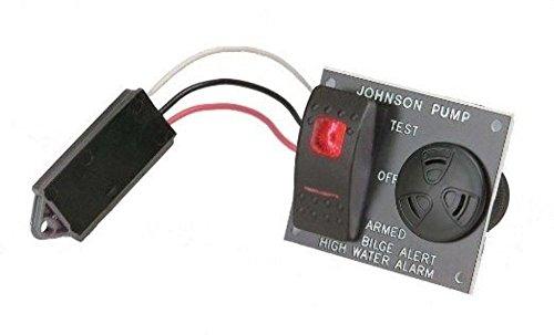 Johnson Pumps 72303 Bilge Alert HIGH Water Alarm