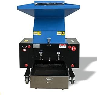 INTBUYING 220V Heavy Duty Plastic Shredder Machine Plastic Bottle Grinder Granulator
