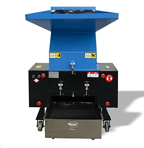 Price comparison product image INTBUYING Plastic Shredder Heavy Duty Plastic Bottle Grinder Mill Crusher Electric Chipper Granulator 220V 2.2KW