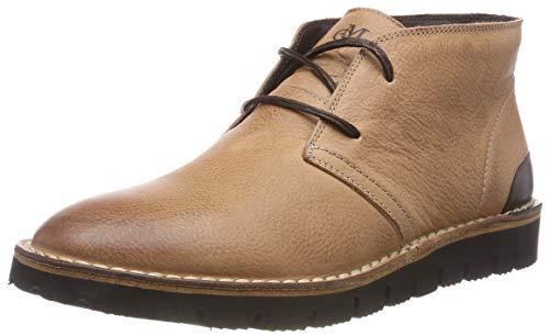 Marc O'Polo Herren Chukka Boots, Braun (Cognac 720), 42 EU