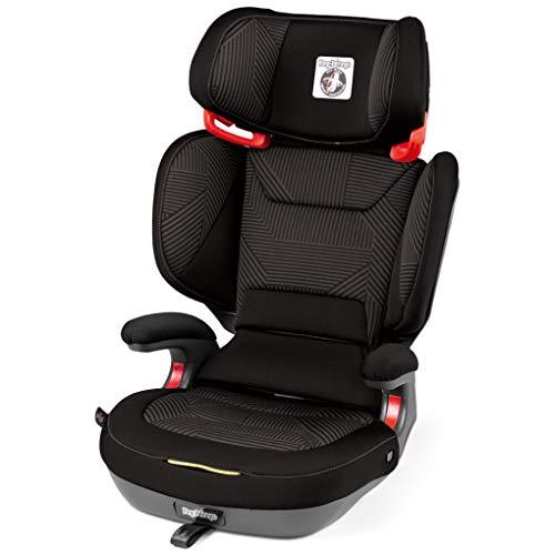 Peg Perego Seggiolino Auto da Viaggio 2-3 Flex, Unisex Bambini, Grigio