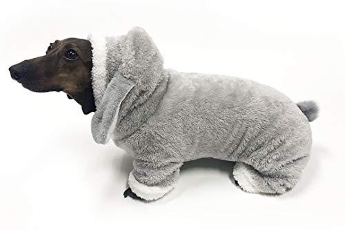 Midlee Kleiner Hund Bunny Hund Kostüm für Ostern oder Halloween von, X-Large