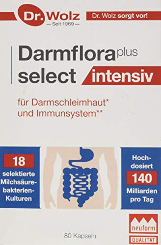 Darmflora plus select intensiv (30 g)