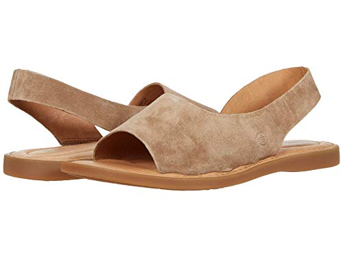 BORN Inlet Women's Sandals (Taupe, 10)