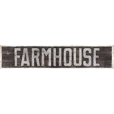 Highland Woodcrafters 37-00303 Pine Pallet 36 X7.5  Decor Sign-Farmhouse