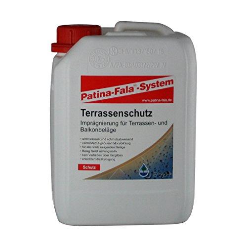 Patina-Fala TS25 Terassenschutz - 2.5 Liter