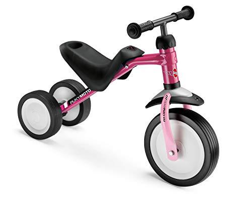 Puky Draisienne Moto My First Enfant garçon Fille 3 Roues (Rose Framboise)