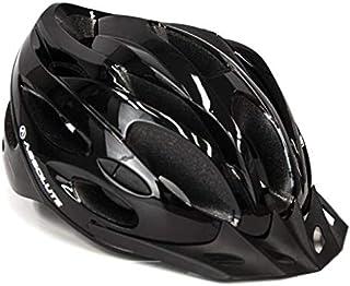 Capacete Ciclismo Bike Absolute Nero Wt032 Led Pisca Viseira (Preto G)