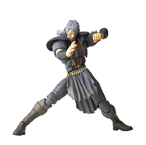 Ken le Survivant - Figurine Fist of the North Star Revoltech Yamaguchi LR-033 Shu 15 cm