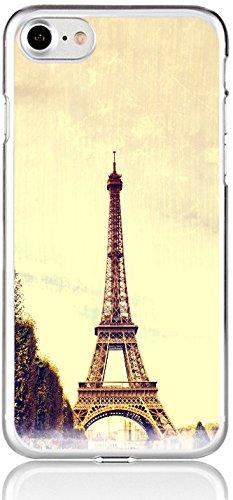 blitzversand Handyhülle Paris kompatibel für iPhone 6 / 6s Eifelturm Schutz Hülle Case Bumper transparent M3