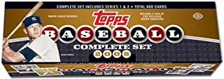 2002 topps baseball factory set