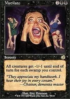 Magic: the Gathering - Mutilate - Torment - Foil
