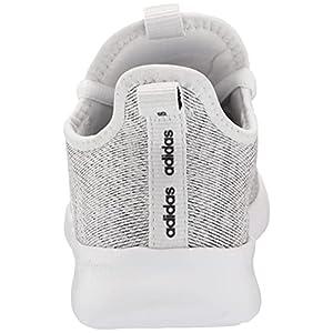 adidas Women's Cloudfoam Pure 2.0 Running Shoe, Cloud White/White/Black, 10