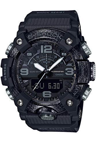 CASIO G-SHOCK GG-B100-1BJF [MUDMASTER Black Out]