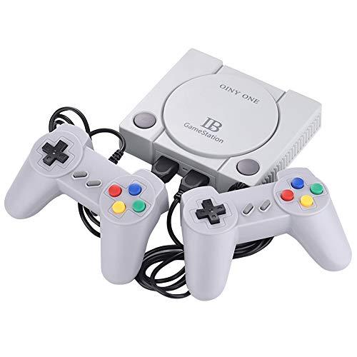 Aiboria Retro Klassische Spielekonsole Eingebautes 648-Spiel mit 2 Joysticks, Videospielkonsole, Unterstützung der TF-Kartenerweiterung und Handheld-Spielerkonsole für Familienfernsehen HDMI HD