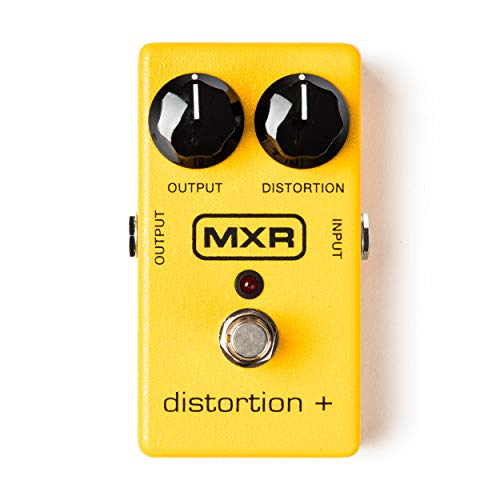 Jim Dunlop MXR Distortion+ Pedal