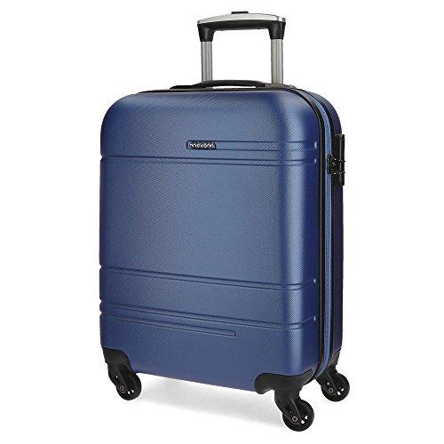 Movom Matrix Equipaje de Mano, 55 cm, 37 litros, Azul