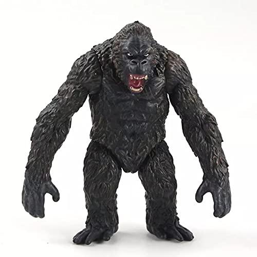 HUIQI Figura de Anime,17,5 cm película King Kong PVC Figura de acción de colección Modelo Juguetes muñecas Regalo para niños