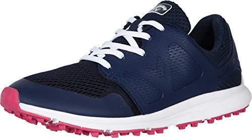 Callaway womens Solana Xt Golf Shoe, Blue, 7.5 US