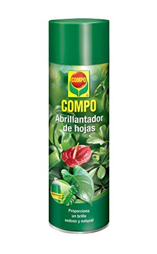 Compo Abrillantador de Hojas, Bote pulverizador, 600 ml, 28.4x6.3x6.3 cm