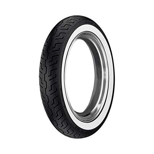 Reifen vorne Dunlop K177 120/90-18 65H TL weiß