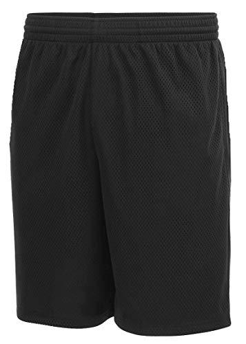 slim fit athletic shorts