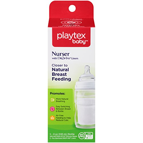 Playtex Premium Nurser, 4 oz, 1 ct