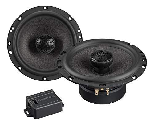 Helix S 6X - 16,5 cm 2-Wege-Lautsprecher mit 160 Watt (RMS: 80 Watt)