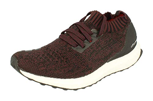 Adidas Ultraboost Uncaged Hombres Running (UK 5 US 5.5 EU 38, Black Purple White BY2552)