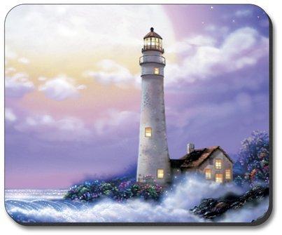 Mauspad - Leuchtturm der Träume