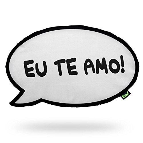 Almofada HQ - Eu te amo Meu Amor