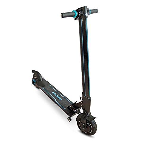 InMotion L8F Scooter eléctrico, Unisex-Adult, Noir, 105,6x110x43