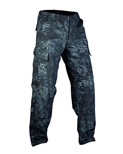 Mil-Tec ACU/RS Mandra Pantalon de Jante Taille US, mandra nuit, XL