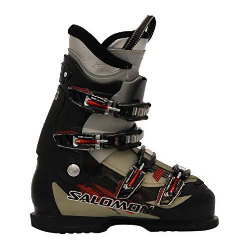 SALOMON Las Botas de esquí Mission 550 usadas en Negro/Gris