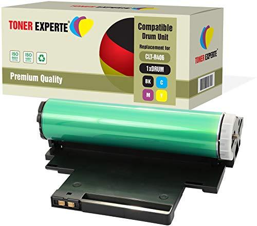 TONER EXPERTE® Trommel kompatibel zu CLT-R406 für Samsung Xpress SL-C410W C430W C460FW C460W C467W C480FN C480FW C480W CLP-360 CLP-360N CLP-365 CLP-365W CLX-3305 CLX-3305FN CLX-3305FW CLX-3305W