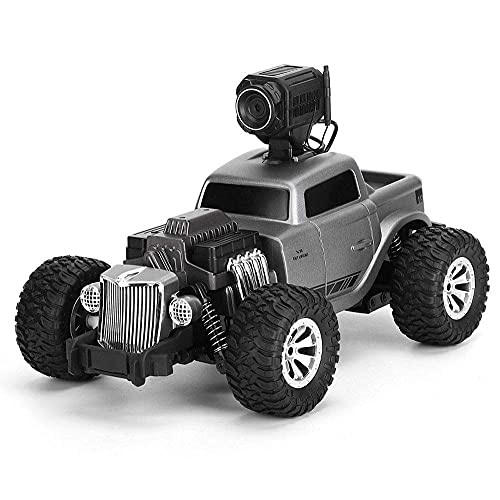 SXLCKJ 1:16 Off-Road Remote Control Car 720P HD FPV Camera RC Racing Package 2.4Ghz Remote Control Car Children Toy Car Childr(Best Gift)