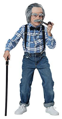 California Costumes Boys Old Man Kit Child