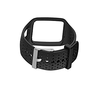 Banda de Reloj La Moda Los Deportes Silicona Correa de Pulsera para Tom Multi Sport/Cardio GPS Reloj