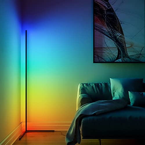 LED Floor Lamp, JIGUOOR 61.5