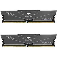 Team T-FORCE VULCAN Z 64GB (2 x 32GB) PC4-25600 3200MHz DDR4 288-Pin DIMM Desktop Memory