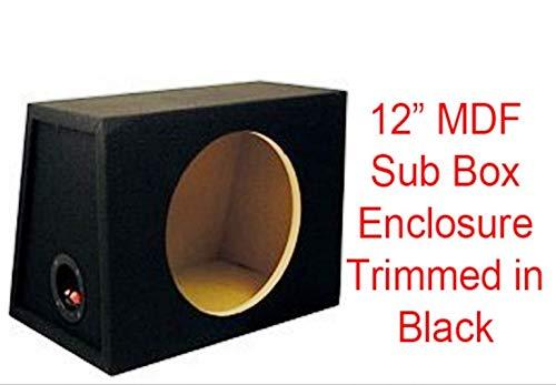 Caja sellada de 12 Pulgadas para Todo Tipo de Sub
