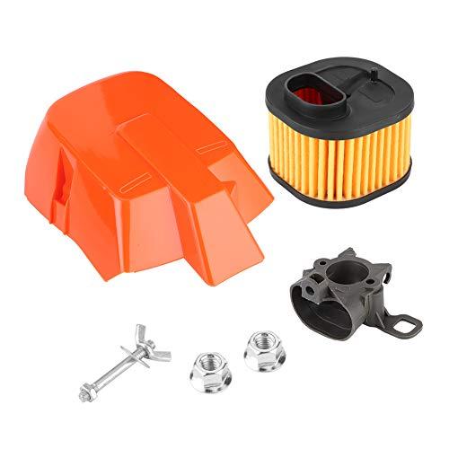 Kit de cubierta del filtro de aire, método de reemplazo de la rejilla del filtro de aire estable hecho de ajuste de reemplazo ABS