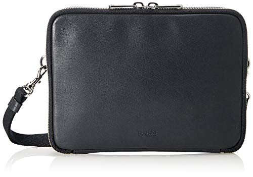 BREE Damen Chicago 6, Black, Ipad Hülle Business Tasche Schwarz (Black)