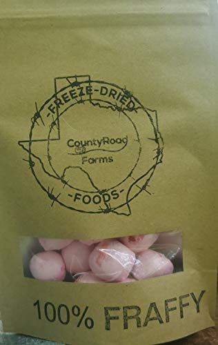 CountyRoad Farms Freeze Dried Cherry Salt Water Taffy