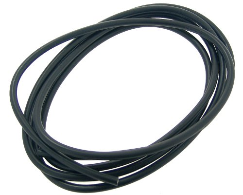 Zündkabel 5mm schwarz 1,9m