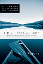 1 and 2 Peter and Jude (N. T. Wright for Everyone Bible Study Guides)
