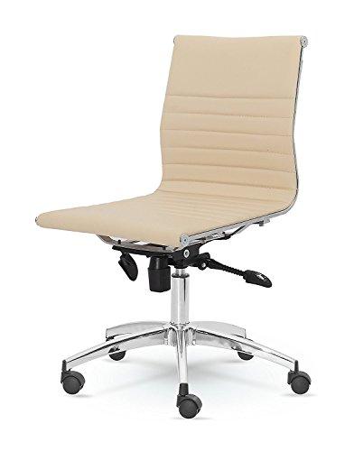 winport Möbel wf-8712Office & Home Schreibtisch-Stuhl, Cappuccino