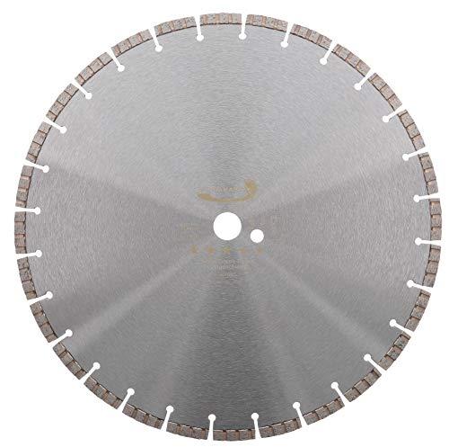 PRODIAMANT Premium Diamant-Trennscheibe Beton Laser 400 mm x 25,4 mm Diamanttrennscheibe PDX821.711 400mm lasergeschweißte Diamantsegmente