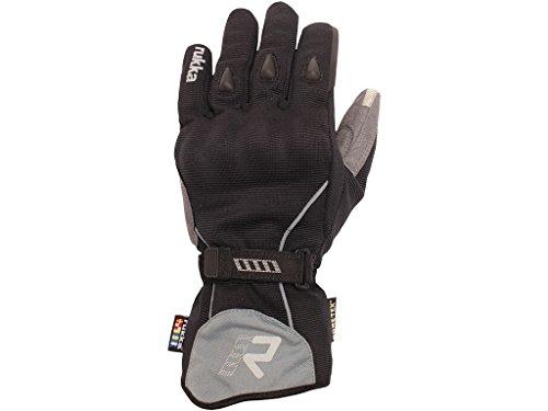 Rukka Virium Gore-Tex Motorradhandschuhe 11 Schwarz/Grau